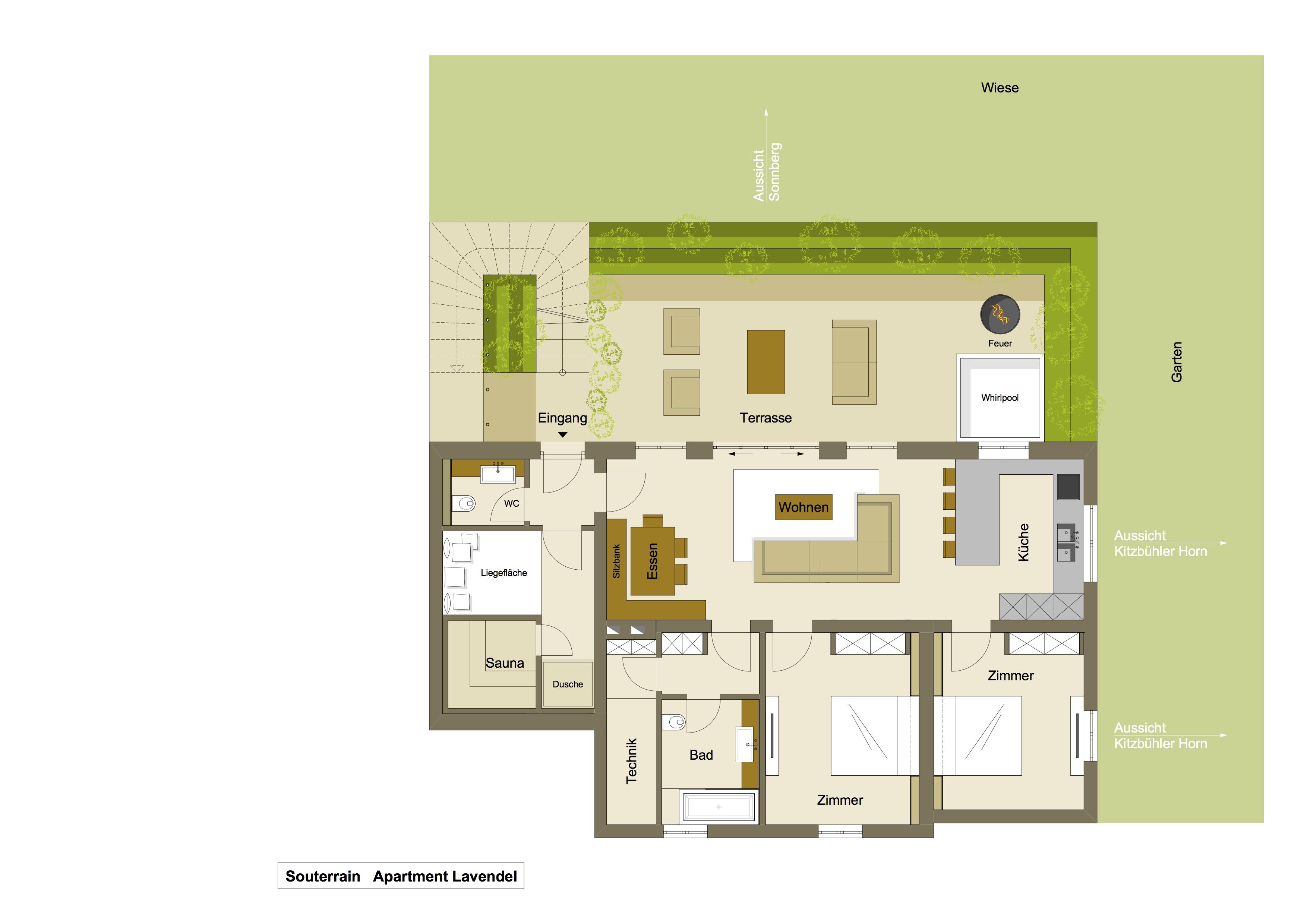 kitz boutique chalet. Black Bedroom Furniture Sets. Home Design Ideas